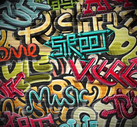 graffiti vinyl wallpaper fotobehang graffiti achtergrond pixers 174 we leven om te