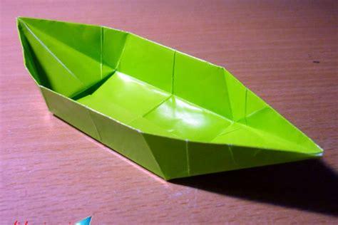 cara mudah membuat origami perahu cara membuat perahu kertas kano v4 origami perahu kertas