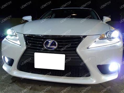 Projieprojector Led Lexus 3 Emiter ijdmtoy bright led headlight foglight bulbs