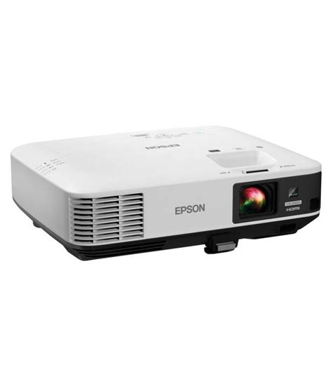 Lcd Proyektor Epson Eb X200 buy epson eb 1980wu lcd projector 1920x1200 pixels wuxga at best price in india snapdeal