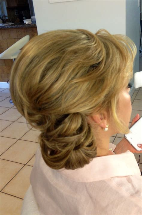 mother of the bride hairstyles partial updo pictures mother of the bride hairstyles partial updo