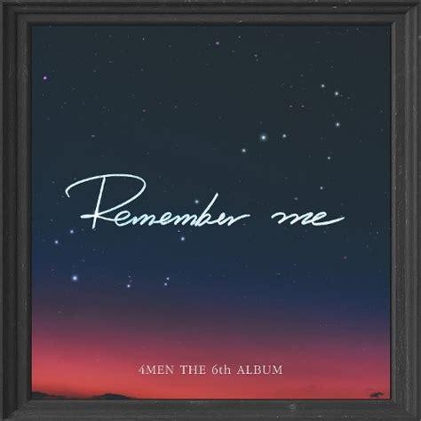 download mp3 adele remember me download album 4men remember me mp3 kpop explorer
