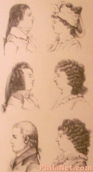 1700s Hairstyles by Late 1700s Hairstyles 18th Century S Hairstyles
