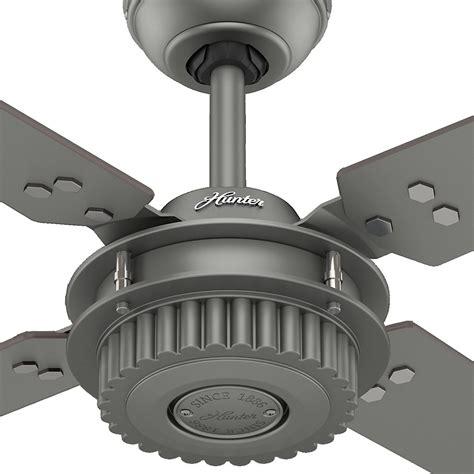 chronicle 54 ceiling fan chronicle 54in brushed slate ceiling fan d