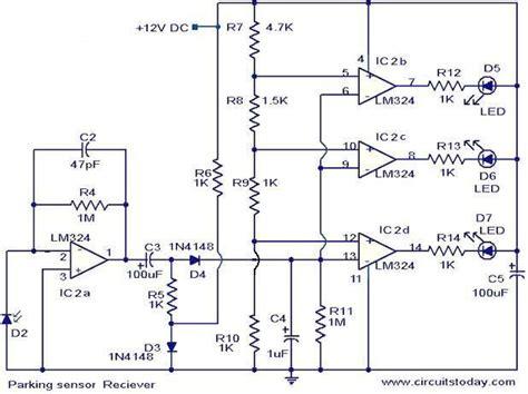 sensor circuit page 7 sensors detectors circuits next gr