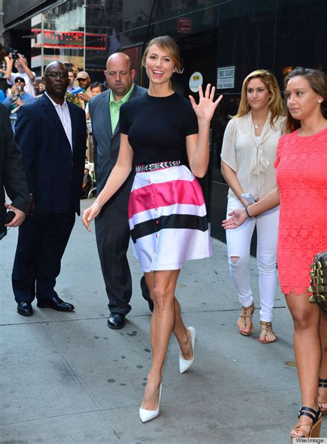 why a line skirts look on every huffpost