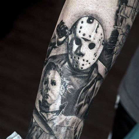 michael myers tattoo designs 60 michael myers ideas for slasher