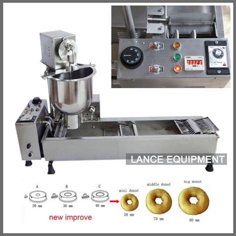 mini donut maker free shipping mini donut machine automatic mini donut fryer donut equipment in