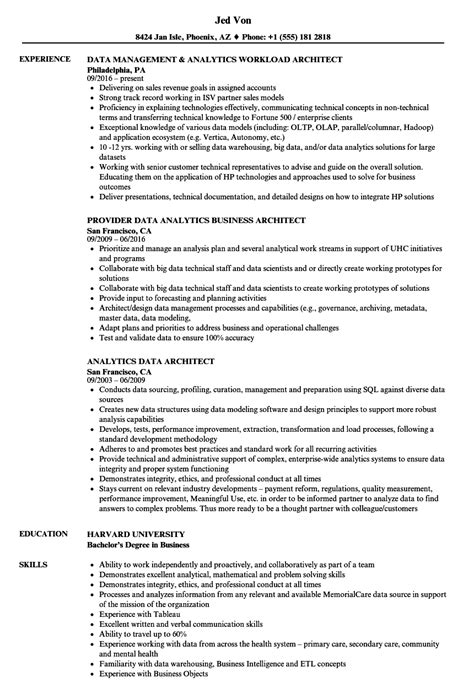 Alternative Resume Formats by Alternative Titles For Data Analyst Optimal Resume Best Resume Templates