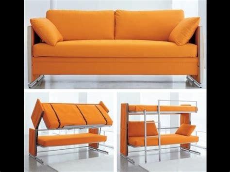 sofa brasil sof 225 que vira beliche divano letto youtube