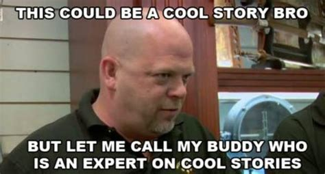 Cool Story Meme - image 591620 cool story bro know your meme