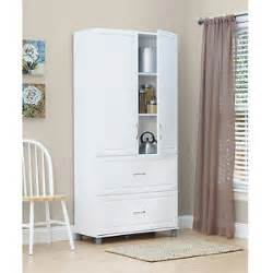 tall kitchen pantry cabinet furniture white double tall 2 drawer home kitchen pantry cabinet