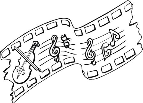 Free Music Coloring Pages Of The Sound Of Music Sound Of Coloring Pages