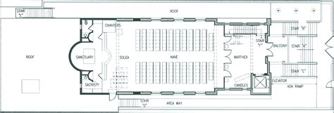 church floor plan church building plans and images studio design gallery best design