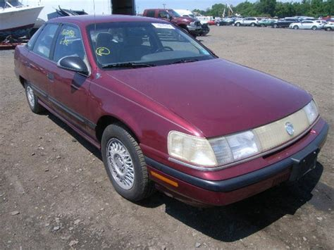 how to learn about cars 1990 mercury sable user handbook 1990 mercury sable information and photos momentcar
