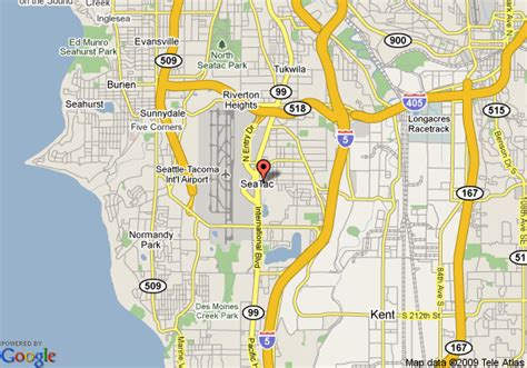 seattle map with hotels clarion hotel seattle airport seattle deals see hotel