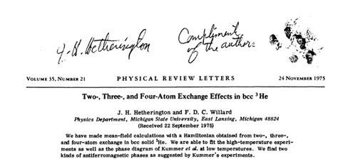 physical review letters 2 el gato autor de un art 237 culo en physical review letters 1540