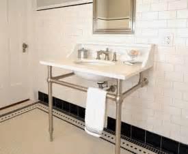 vintage subway tile bathroom best 25 vintage bathroom floor ideas on small