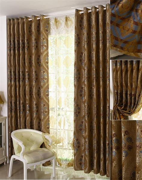 high end curtains chenille high end vintage curtains for living room