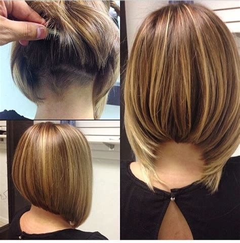 different hairstyles of an elevated bob hairstyle 475 best wedge hairstyles inverted images on pinterest
