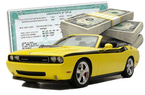 Make Money Lending Money Online - title loans