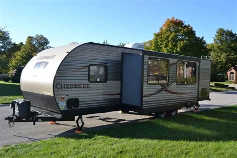 forest river travel trailer 2015 used forest river travel trailer in indiana in