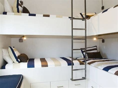 bunk bed rooms inspiring bunk bed room ideas idesignarch interior