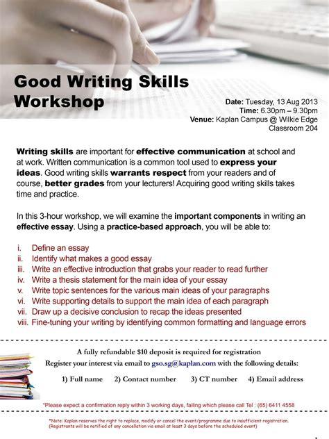 Essay Writing Skills by Essay Writing Skills