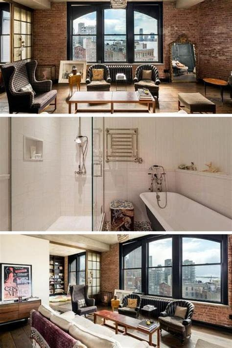 kirsten dunst apartment home tour kirsten dunst s nyc loft paperblog