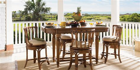 tommy bahama dining room furniture tommy bahama dining room sets counter height dining room