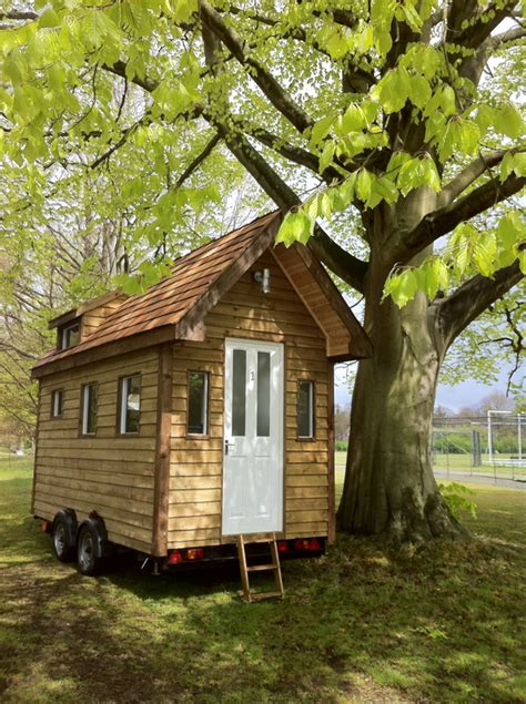 Small Affordable Homes tiny houses have arrived in the uk