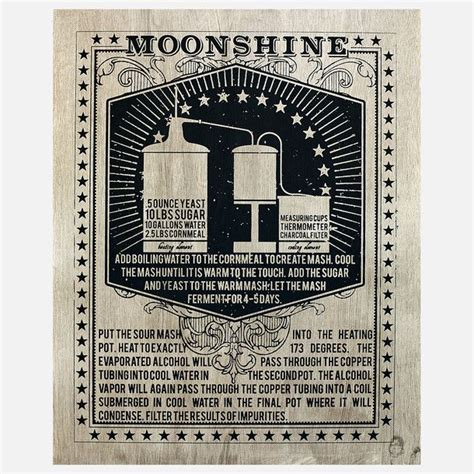 printable moonshine label 17 best images about crafts printables on pinterest