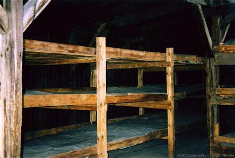 First Floor barracks at majdanek death camp