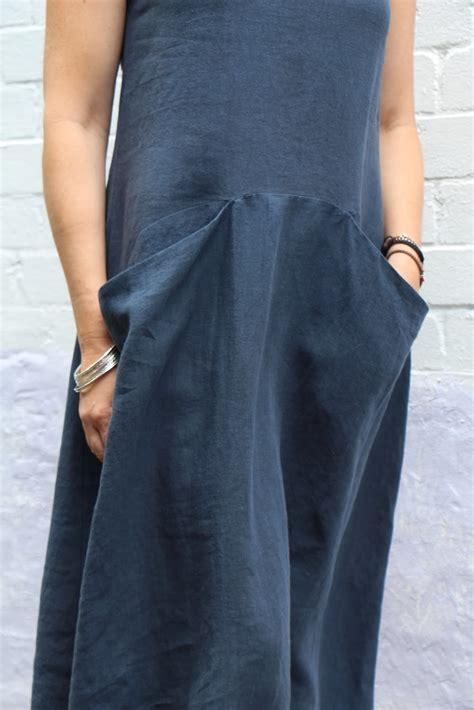 pattern for simple linen dress sew tessuti blog sewing tips tutorials new fabrics