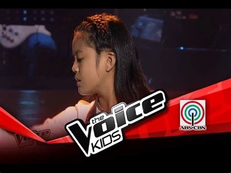 the voice kids ph blind audition results videos may 31 the voice kids philippines blind audition quot power of love