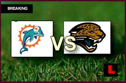 dolphins vs. jaguars 2013 prompts friday game