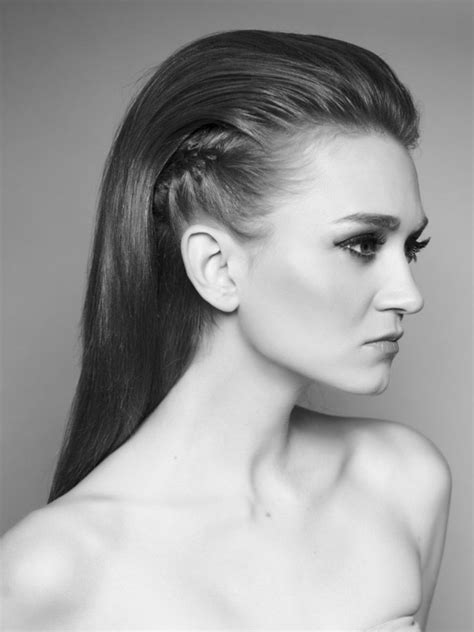slick back weave hair stylea 25 best ideas about slicked back hair on pinterest