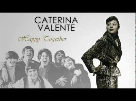 caterina valente happy together caterina valente happy together youtube