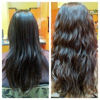 before and after photos of permant waves with frizzy hair perm wave before and after google search hair makeup