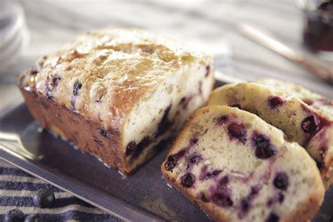 trisha yearwood lemon blueberry bread