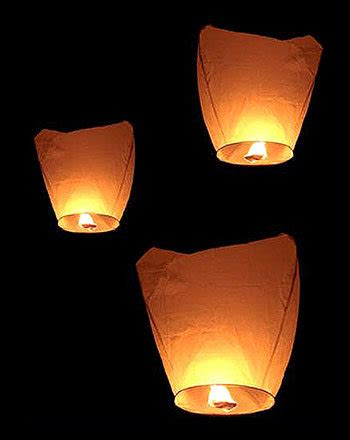 How To Make Paper Sky Lanterns - china paper sky lanterns china sky lanterns paper lanterns
