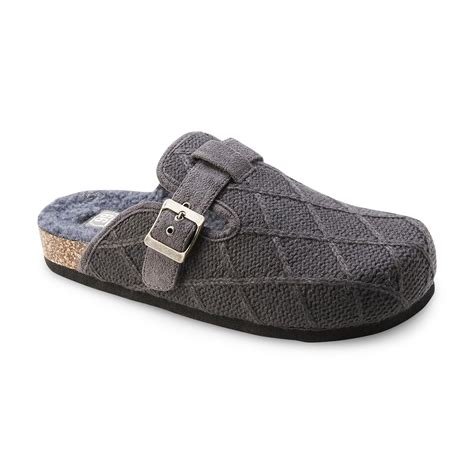 route 66 s tizzy gray sweater clog shoes s