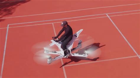 Drone Karma Di Indonesia drone powered hoverbike built by russians doovi