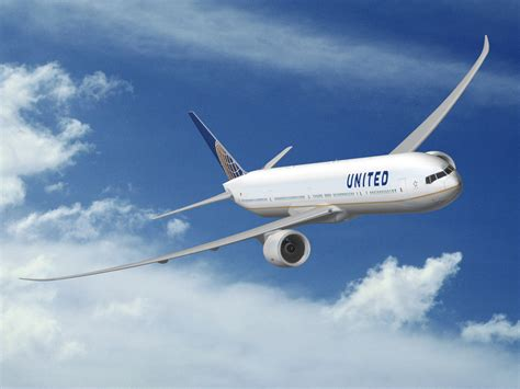 X United renderings the boeing 777 300er in united airlines colors brian sumers