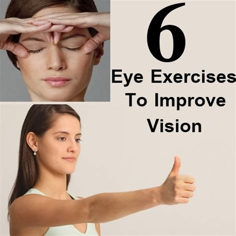 6 eye exercises to improve vision naturally diy find