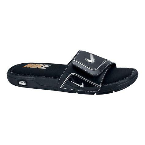 nike comfort sandals for men mens nike comfort slide 2 sandals shoe at road runner sports