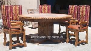 Southwestern Dining Room Furniture by Dining Table Southwestern Dining Table Chairs