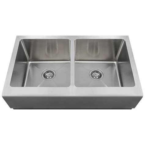 Kitchen Sink Pads Apron Front Sink Products Apron Front Sink Installed Flush With Concrete Counters Small Apron