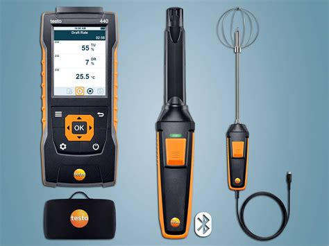 testo ca testo 440 comfort level measurement testo inc