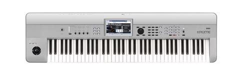 Keyboard Korg All Type krome workstation korg usa